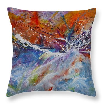 Drown Me In Love Throw Pillow