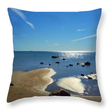 Drummond Shore 1 Throw Pillow
