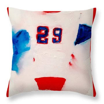 Dryden 3 Throw Pillow
