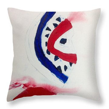 Dryden 4 Throw Pillow