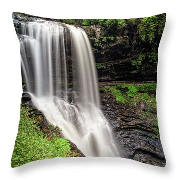 Drywalls Summer Throw Pillow