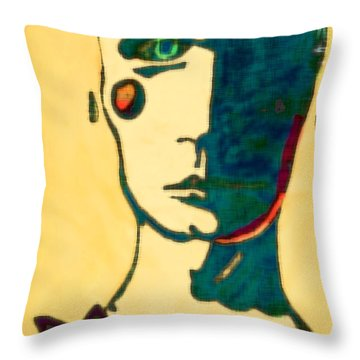 Dual Throw Pillow