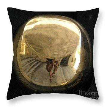 Dubrovnikbodiless Throw Pillow