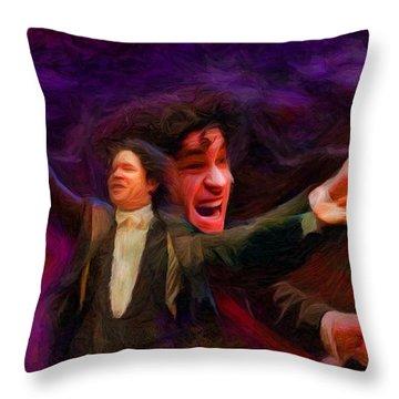 Dudamel Throw Pillow