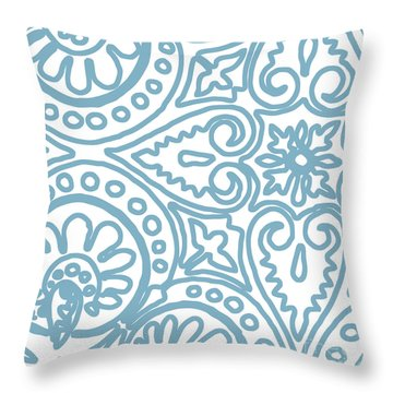 Whimsical Drawings Throw Pillows