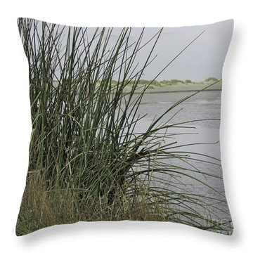 Bodega Dunes #2 Throw Pillow