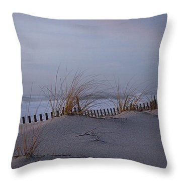 Dune View 2 Throw Pillow