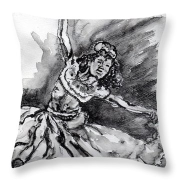 Dunham Throw Pillow