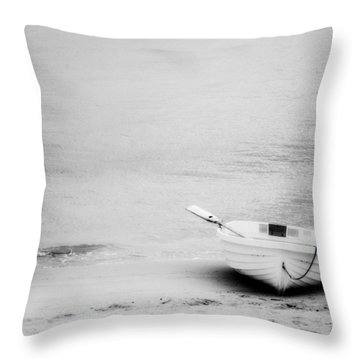 Throw Pillow featuring the photograph Duo by Ryan Weddle