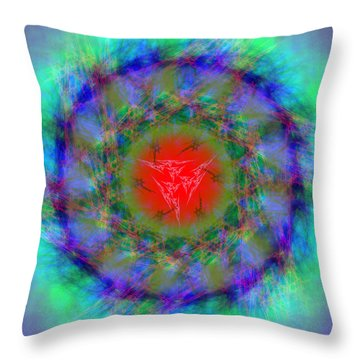 Durbanisms Throw Pillow