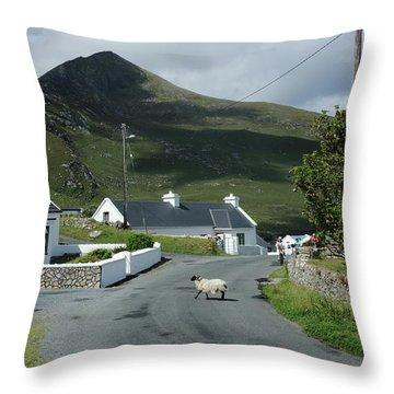 Durgort Achill Throw Pillow