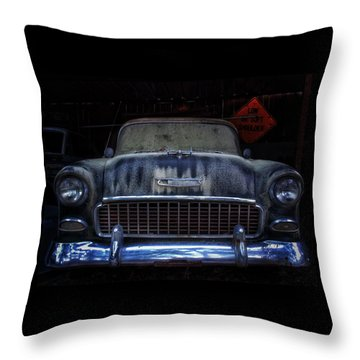 Dust And Memories Throw Pillow