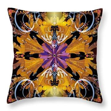 Dutiful Balance Throw Pillow