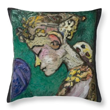 Dyana Throw Pillow