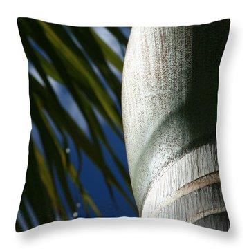 E Hawaii Aloha E Throw Pillow by Sharon Mau