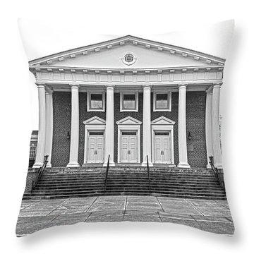 Earle Street Baptist Church Throw Pillow
