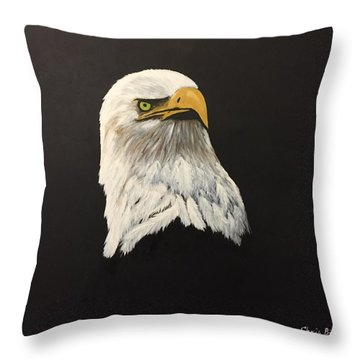 For Earl Throw Pillow
