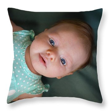 Throw Pillow featuring the photograph Early Adoration by Bill Pevlor