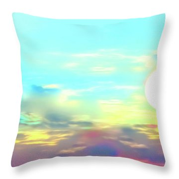 Early Morning Rise- Throw Pillow