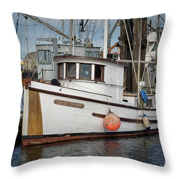 Throw Pillow featuring the photograph Early Spring by Randy Hall