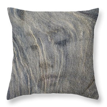 Throw Pillow featuring the photograph Earth Memories - Sleeping River # 3 by Ed Hall