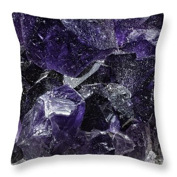 Earth Portrait 001-208 Throw Pillow