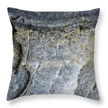 Earth Portrait 001-036 Throw Pillow