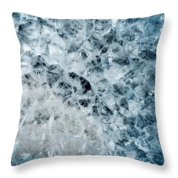 Earth Portrait 001-13 Throw Pillow
