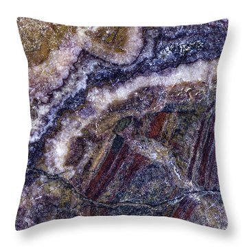 Earth Portrait 001-176 Throw Pillow