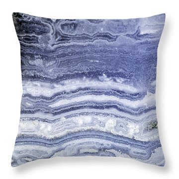 Earth Portrait 001-68 Throw Pillow