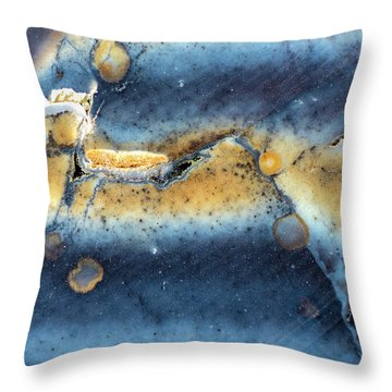 Throw Pillow featuring the photograph Earth Portrait 001-89 by David Waldrop