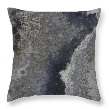Earth Portrait 001 Throw Pillow