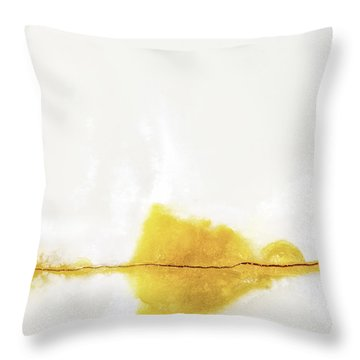Earth Portrait 001.198 Throw Pillow