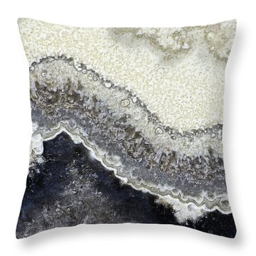 Earth Portrait 002 Throw Pillow