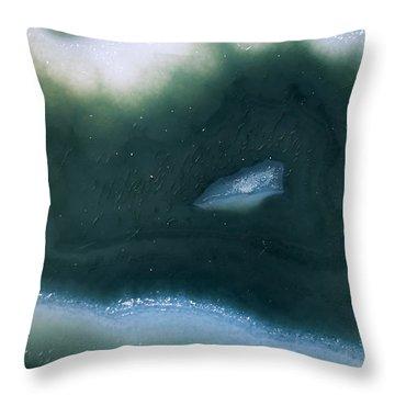 Earth Portrait 003 Throw Pillow