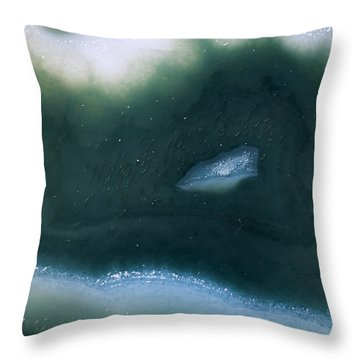 Earth Portrait 003 Throw Pillow