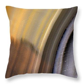 Earth Portrait 004 Throw Pillow