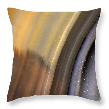 Earth Portrait 004 Throw Pillow