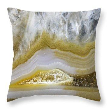 Earth Portrait 006 Throw Pillow