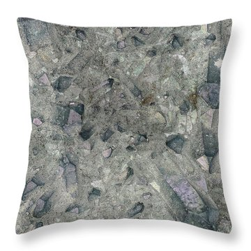 Earth Portrait 158 Throw Pillow