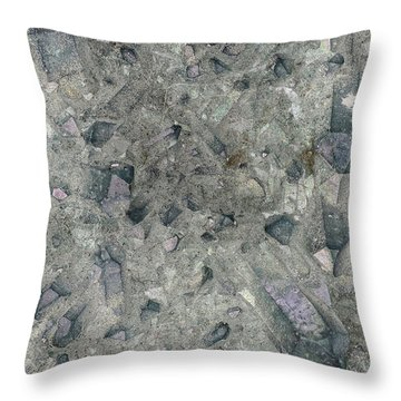 Earth Portrait 158 Throw Pillow