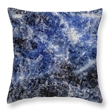 Earth Portrait 286 Throw Pillow