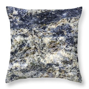 Earth Portrait L5 Throw Pillow