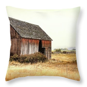 Earthly Possessions Throw Pillow