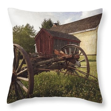 East Jersey Olde Town Throw Pillow