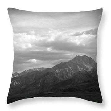 Eastern Slope Throw Pillow