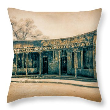 Eat And Drink Throw Pillow