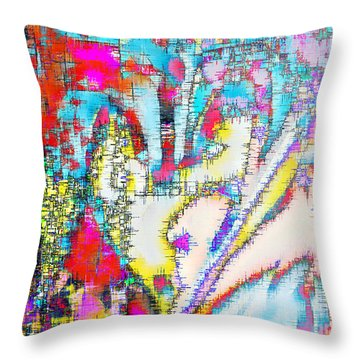 Ekklesia Throw Pillow