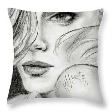 Edna Throw Pillow