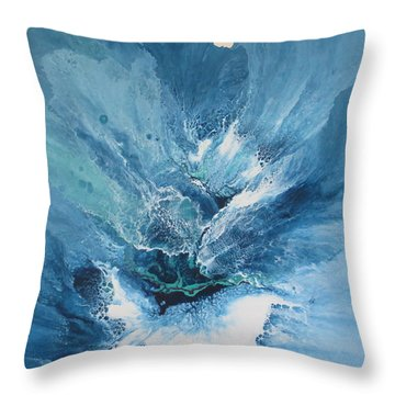 Effusion Throw Pillow